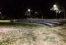 """Pomigliano. Si illumina di nuove luci il parco urbano """"Giovanni Paolo II"""""""