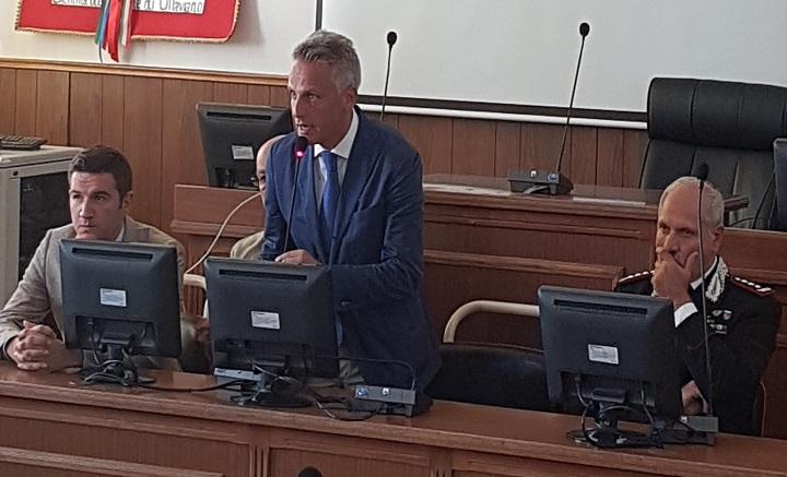 Ottaviano sindaco Luca Capasso
