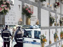Giallo al cimitero, spostano resti mortali per costruire cappella abusiva