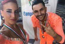 Danza sportiva. Vicecampioni d'Italia i sommesi Di Sauro e Cardillo e ora si pensa ai Mondiali