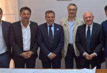 Catapano incontra De Luca: protocollo d'intesa per la pista ciclopedonale