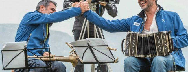 Pomigliano Jazz, Paolo Fresu e Daniele Di Bonaventura, concerto sul Vesuvio