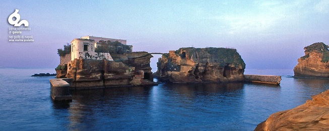 Gaiola area marina protetta