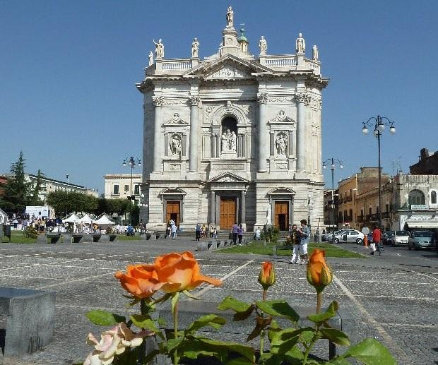 San Giuseppe Vesuviano - piazza