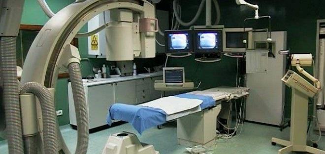 Ospedale di Nola, salvo un 37enne colpito da infarto