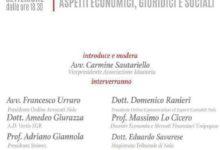 Capitalismo finanziario, rapporto banca-impresa, al convegno, ospite l'onorevole Di Maio