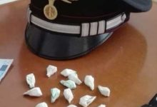 Arrestato per possesso di 61 dosi cocaina, ai domiciliari Salvatore Filosa