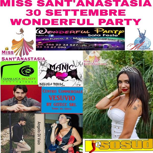 miss sant'anastasia 2017