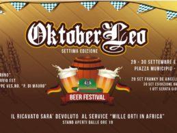 "Ottaviano. Nel weekend la VII edizione ""OktoberLeo 2017"""