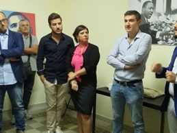 Inaugurata la nuova sede del Partito Democratico a San Giuseppe Vesuviano