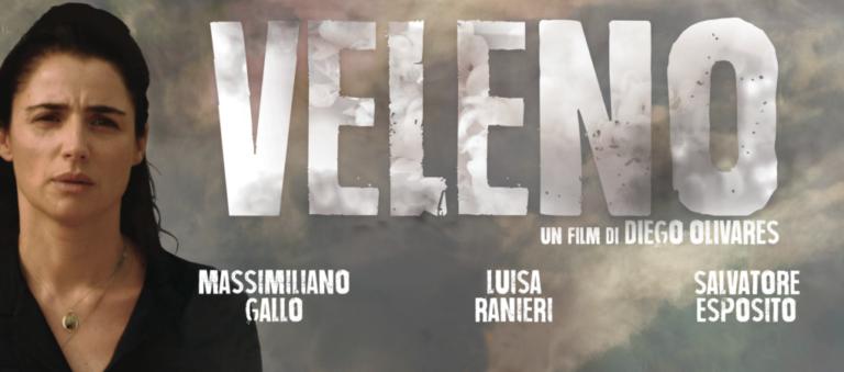 """""""Veleno"""", il nuovo film sulla Terra dei Fuochi. Al cinema dal 14 settembre"""