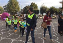 """Il Piedibus di Nola riparte: oggi la prima """"corsa"""" con gli alunni della Sanseverino"""