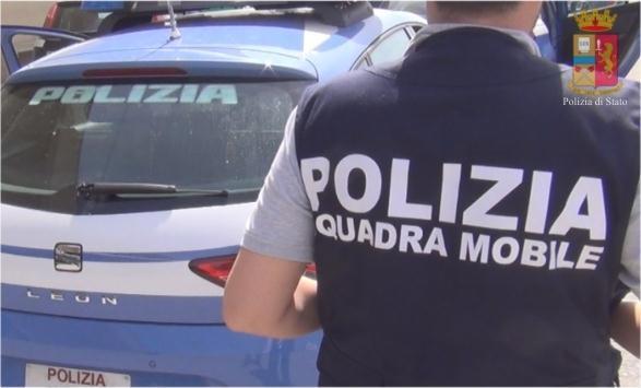 arrestato polizia di stato napoli