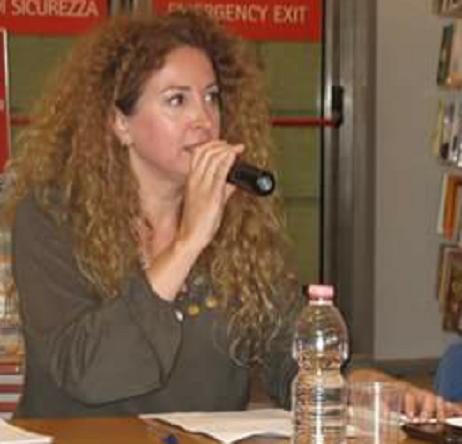 Angelica Romano - referente Libera su Casalnuovo