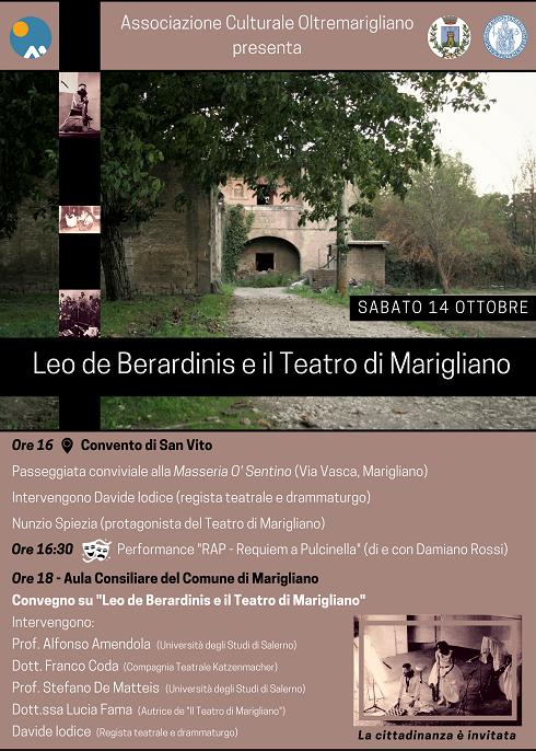 Leo de Berardinis e il Teatro di Marigliano