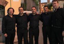 Al Castello Lancellotti il Quintetto di clarinetti Clamimus