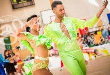 Soddisfazione per i ballerini Di Sauro e Cardillo ai campionati mondiali di Austria