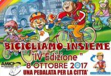 Bicicliamo insieme, a Somma domenica una pedalata per la città