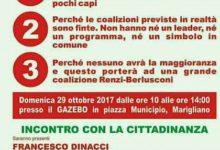 """Il movimento """"Articolo uno"""" incontra i cittadini per spiegare il loro """"No"""" al Rosatellum"""