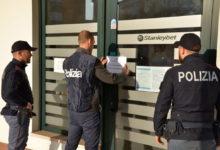 Scommesse illegali, sequestrata sala abusiva nel napoletano: denunciato il titolare
