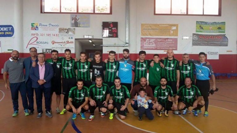 """Real Saviano: buona la prima di Coppa Campania. Mister Ferrara: """"Daremo l'anima per la squadra"""""""
