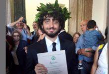 Laurea in Agraria con 110 e lode, auguri a Adriano Sparano