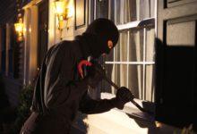 Striano, topo di appartamento tradito da videosorveglianza, arrestato