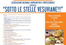 """""""Sotto le stelle vesuviane"""", sabato l'evento in piazza Troisi"""