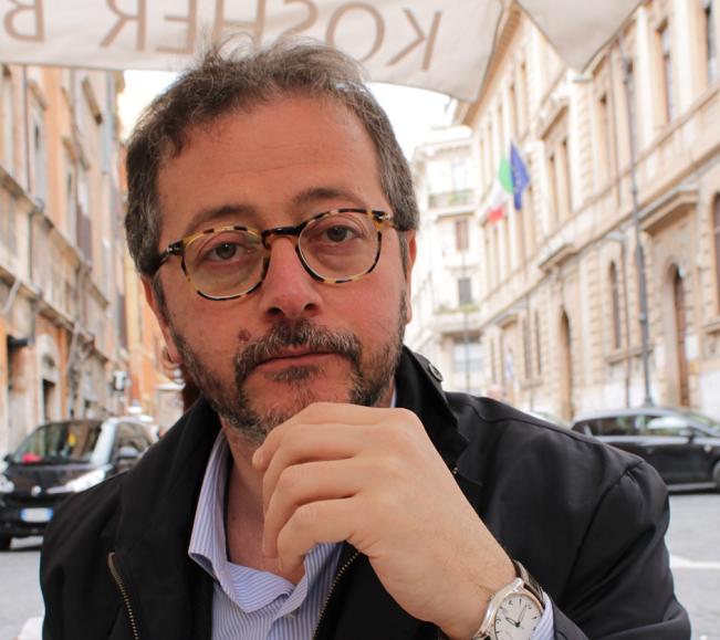 Diego De Silva al Nuovo Teatro Sanità, in Divorziare con stile