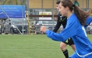 La sommese Ida D'Avino giovane promessa del calcio femminile