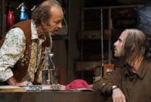 Al teatro Bellini Marco D'Amore in scena con America Buffalo