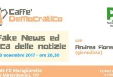 Mariglianella, il PD discute di fake news ed etica delle notizie
