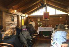 """""""I servi di Gesù orante"""" aprono le porte della cappella delle Gavetea Somma"""