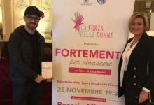 """Giornata mondiale contro le violenze, Elisa Russo presenta il libro """"Fortemente per rinascere"""""""