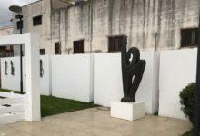 Inaugurato il nuovo ingresso del «Giardino dei Miti»: ora è un «museo» all'aperto