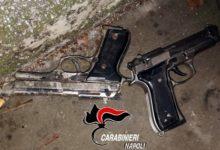 Irruzione armata nell'officina meccanica, bloccati due rapinatori
