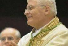 """Il Vescovo Marino in visita all'istituto """"Francesco D'Assisi-Nicola Amore"""""""