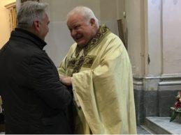 S.Anastasia. L'appello del parroco: Resti la caserma, più attenzione al governo della città
