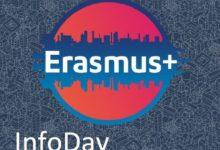 InfoDay Erasmus plus 2018- opportunità per studenti e scuole