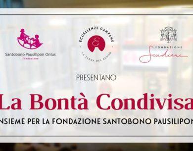 """""""Bontà condivisa"""", la Fondazione """"Achille Scudieri"""" sostiene l'ospedale Santobono"""