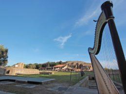 """L'Arpa di Nöel"""": concerto di Natale al Parco Archeologico del Pausilypon"""