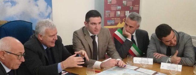 Incendi. Siglato ad Ottaviano protocollo tra Parco Vesuvio e Sogesid alla presenza del ministro Galletti FOTO