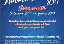 «Serenamente»: Natale in Città 2017. Il cartellone natalizio