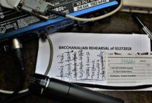 """Bacchanalian Rehearsal"", la performance artistica in mostra a ""O' Vascio"""