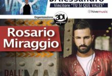 Concerto dell'Epifania: Rosario Miraggio, Edson D'Alessandro, Hive Music
