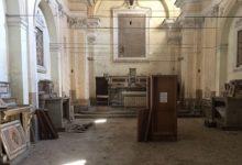 Riprendono i lavori di restauro di Palazzo Verna a Marigliano