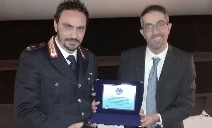 Polizia Locale, premio al Comando stazione di Sant'Antimo