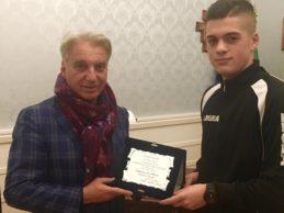 Domenico Esposito, anastasiano campione del mondo di Kickboxing