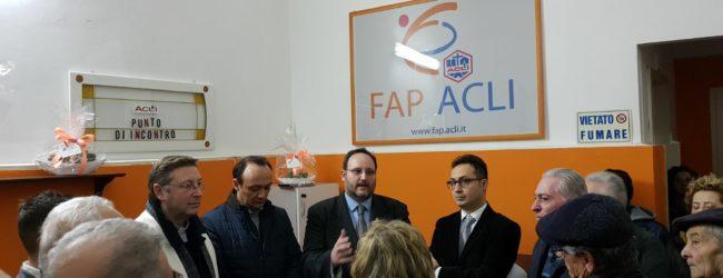 Cardito, apre il nuovo centro servizi Acli