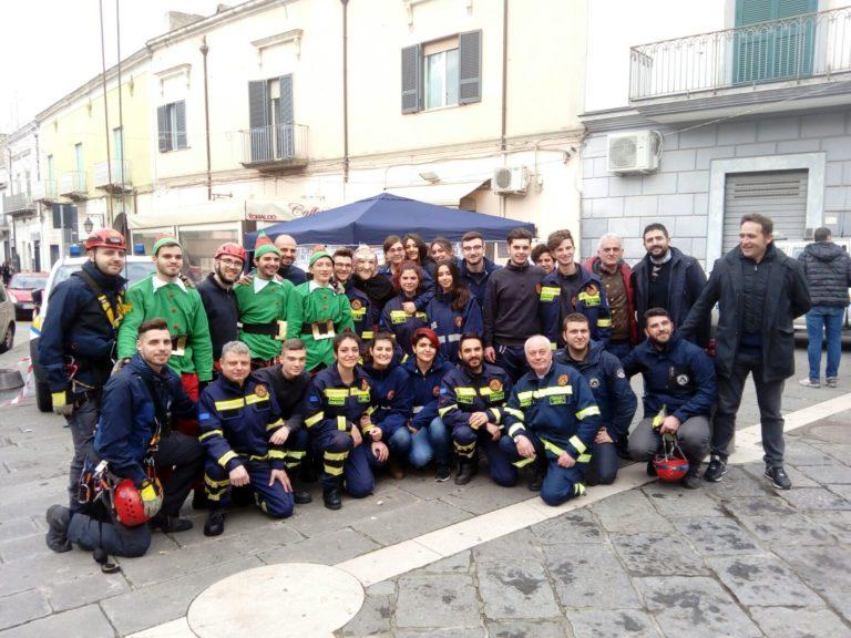 Befana del Vigile 2018: a Pomigliano si rinnova il tradizionale appuntamento dell'Epifania